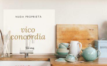 Nuda Proprietà, Vico Concordia, Napoli