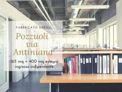 Stabile / Palazzo in Affitto a Pozzuoli