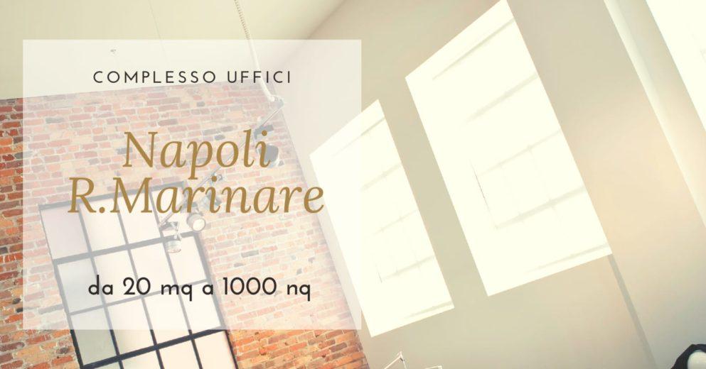 Complesso Industriale, via R. Marinare, Napoli