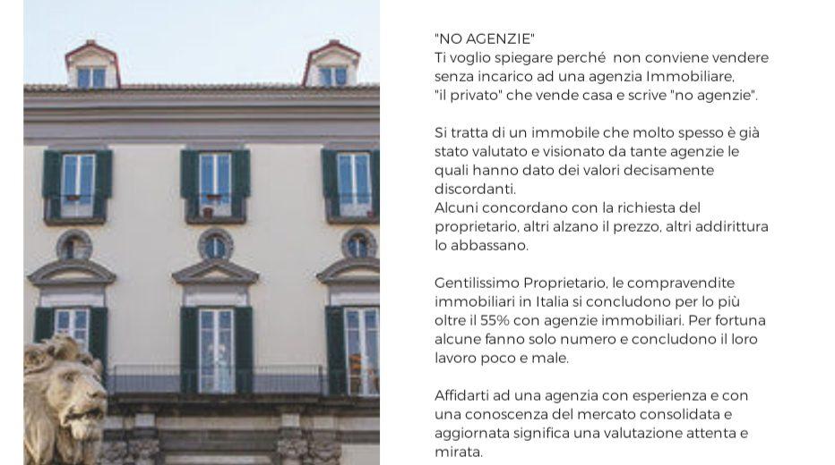 """""""No agenzie"""""""